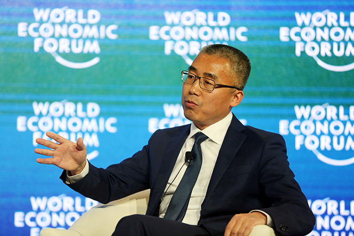 Li Ruigang, chairman of China Media Capital. Photo: IC