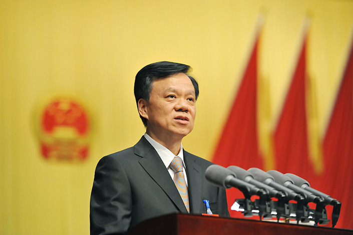 Chen Min'er is the new party secretary of Chongqing. Photo: IC