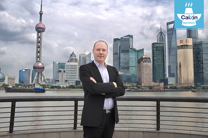 Sigmund Bjørgo is director of the Norwegian Seafood Council in Mainland China and Hong Kong, a position he has held since 2011. He is also consul seafood at the Royal Norwegian Consulate General in Shanghai. Photo: Sigmund Bjørgo