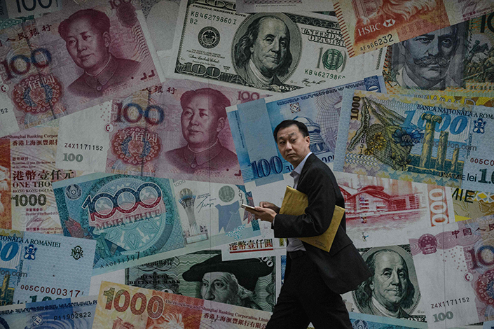 In the first six months of 2017, China's nonfinancial outbound direct investment (ODI) fell 46% year-on-year to $48.2 billion. The amount for all of 2016 was $170.1 billion. Photo: Visual China