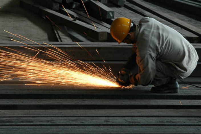 The latest profit surge in the steel industry is fundamentally due to the progress of the national campaign to reduce overcapacity, industry experts say. Photo: Visual China