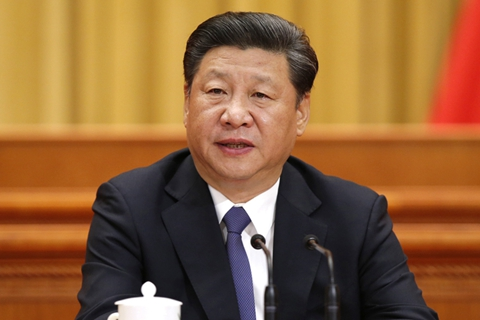 "The Central Economic Work Conference said the economy would be developed based on ""Xi Jinping Thought on Socialism With Chinese Characteristics for a New Era."" Photo: Xinhua"