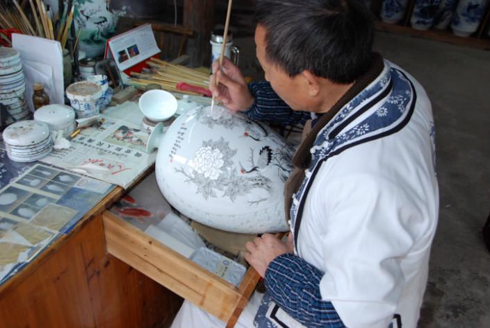 Artisan Handpainting