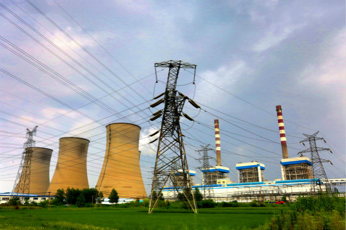 China Southern Power Grid was one of 19 central-government-controlled state-owned enterprises selected in 2016 to test a company-restructuring program at the parent-company level. Above, a power plant in Jiangsu province is seen on Aug. 20. Photo: Visual China