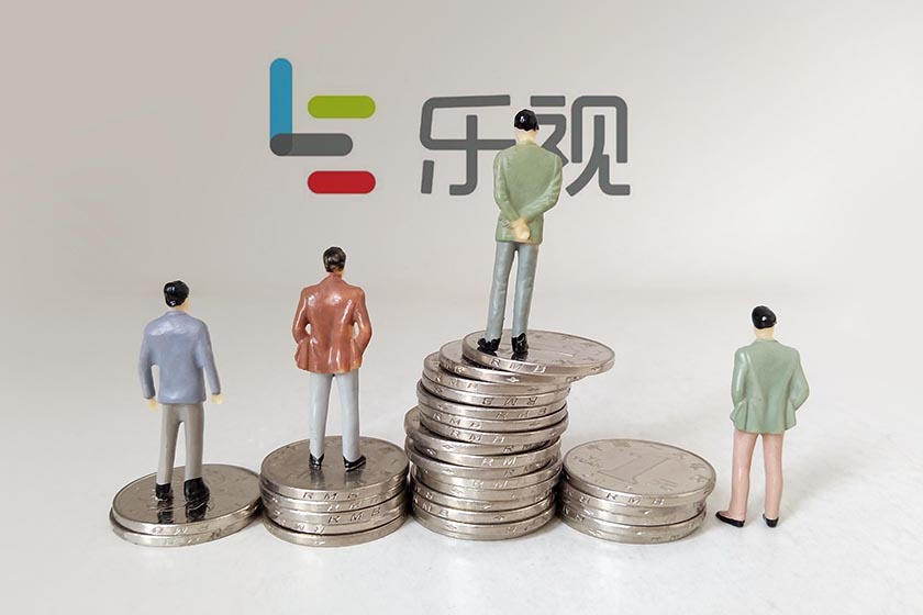 With the probe on the three members of the ChiNext review committee, LeEco's controversial financing plans once again raised questions. Photo: Visual China.