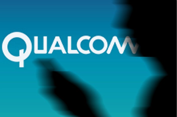 Qualcomm has seen its stock value drop by around a third since a 2014 peak following fines in South Korea and the Chinese mainland, with revenues and profits also down. Photo: Visual China