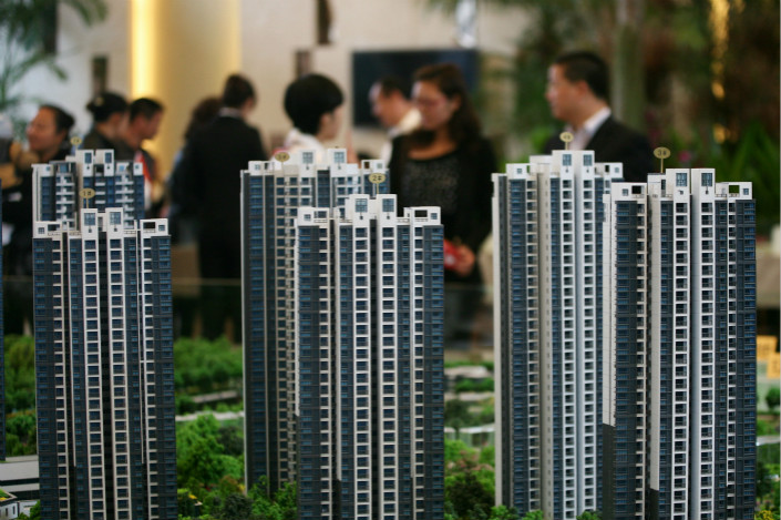 The government inspection's goal is to prevent real estate developers and agencies from providing false or misleading information to homebuyers. Photo: Visual China