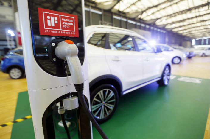 China has long banned foreign companies from owning more than 50% of any car-making venture in the country. And only since last year have they been allowed to control up to 50%. Photo: IC