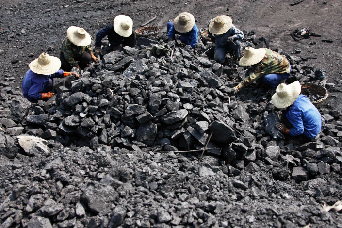 The National Development and Reform Commission has ordered local authorities to conduct regulator inspections to monitor activity related to coal trading and at coal ports, and to watch stock levels and price changes for signs of irregularities, including price manipulation. Photo: Visual China