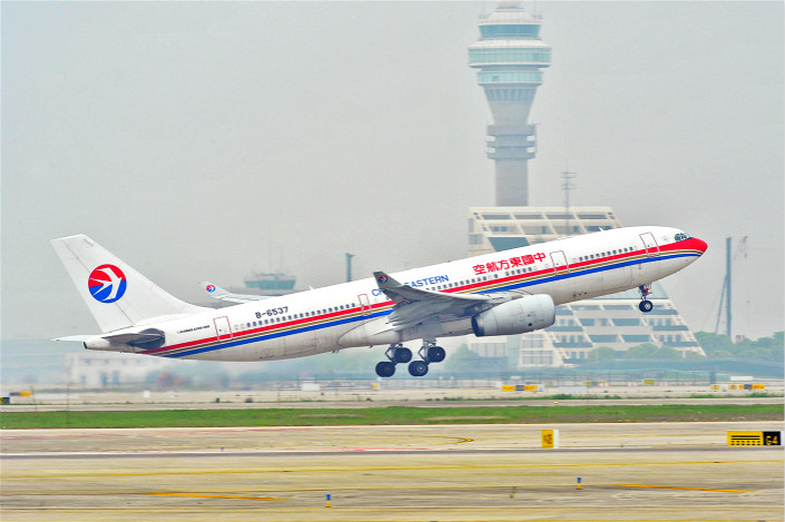 The design deal follows years of negotiations between China and the United States, as Beijing has taken strides to develop its own aircraft and break the dominance of Western counterparts on the industry. Photo: Visual China