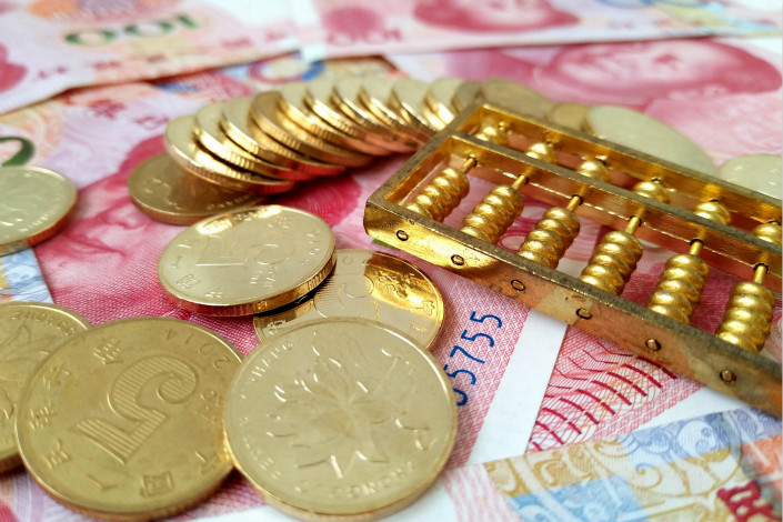 Chongqing's municipal government is a step ahead of the central government on microlending, perhaps because the region's microlenders have lent more money than similar companies in any other Chinese region, according to central bank statistics. Photo: Visual China