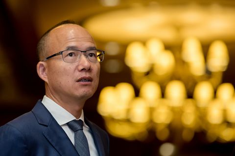 """After the change, Guo will focus more on the business of the parent company and the group's strategy setting,"" Fosun Group said in a statement. Photo: Visual China"