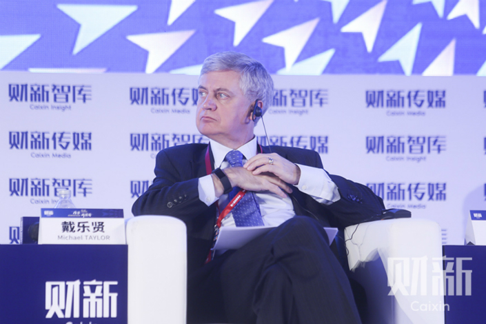 Michael Taylor, the Moody's chief credit officer in the Asia Pacific, said at the 8th Caixin Summit in Beijing on Thursday that the investments that are part of the