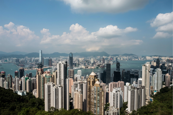 Property sales in Hong Kong soared in the first half of 2017, riding on a tide of large land and asset deals involving mainland capital. The situation has precipitated Hong Kong to rise to 13th in the 2018 investment prospect rankings, up five places from this year, according to a new report. Photo: Visual China