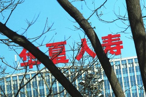 Shenzhen-listed Zhongtian Financial Group agreed to pay 31 billion yuan for 21% to 25% of Huaxia Life Insurance. Photo: Visual China.