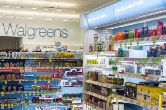Brokerage Overview of: Walgreens Boots Alliance, Inc. (NASDAQ:WBA)