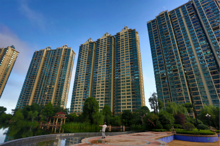 China's housing market continues to face deeply entrenched problems including a dearth of diverse housing stock, a lack of affordable housing due to insufficient government support, and a geographic-demographic supply mismatch. Photo: Visual China