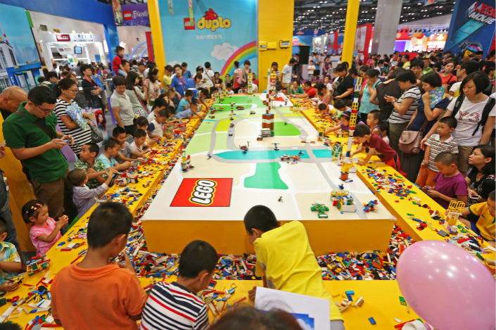 Lego claims court victory against Chinese copycats