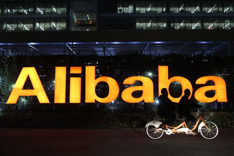 Alibaba management projected 60% revenue growth for the 2019 fiscal year. Photo: VCG