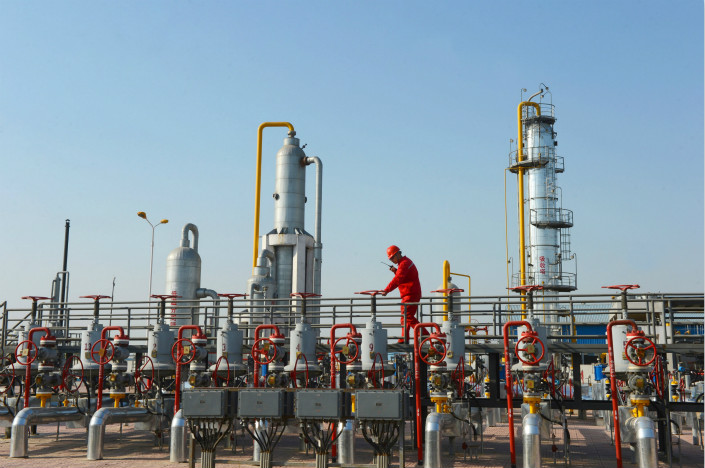 Hunan province says it expects a 26% shortage of natural gas this winter due to