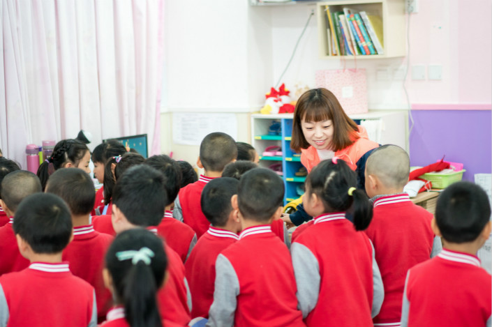 Nationwide government measures in the wake of recent child abuse scandals in preschools could be counterproductive because the moves focus only on teachers, industry insiders say. Above, a preschool in the Xicheng district of Beijing prepares to begin the day's work on March 22. Photo: Visual China