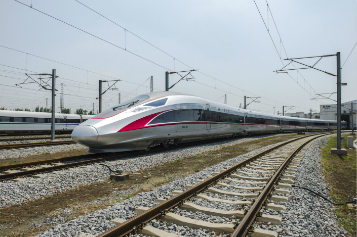 A consortium, led by China Railway Corp., plans to submit a high-speed rail proposal that will emphasize China's strengths in railway construction, including its experience building a high-speed railway in the tropics. Photo: Visual China