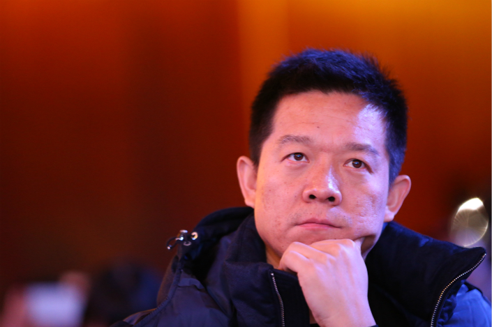 Chinese Court Seizes Assets of LeEco Founder