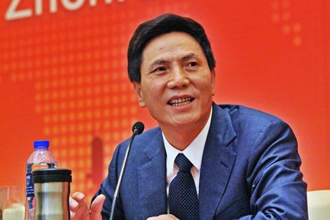 Ou Zongrong ranked 93th on the Hurun China Rich List 2017, which was released in October, with his wealth estimated at $4 billion. Photo: Visual China