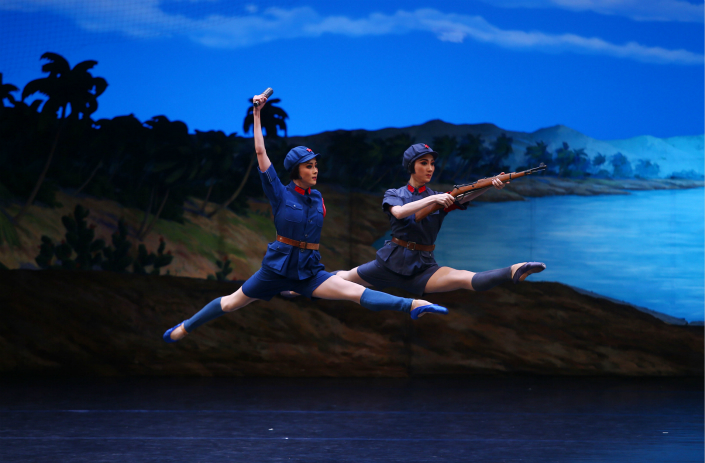 The National Ballet dismissed a court ruling that said the troupe had failed to give credit and pay royalties to the screenwriter of Liang Xin, the screenwriter of the film