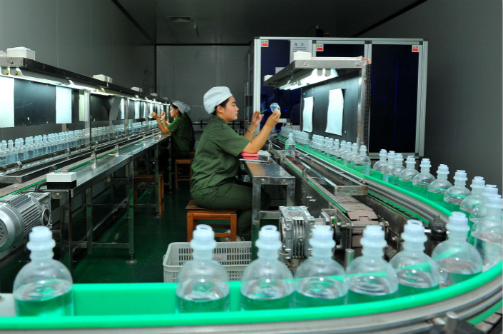 The Indian government has issued notices to eight Chinese drugmakers after an inspection team of the Drug Controller General of India (DCGI) found that the companies were supplying substandard ingredients to the south Asian country. Photo: Visual China