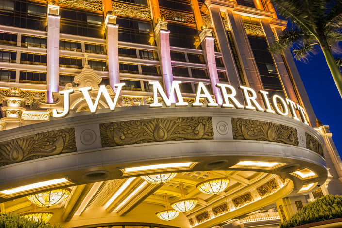 Marriott International Inc. has posted an apology for identifying Hong Kong, Macau, Taiwan and Tibet as