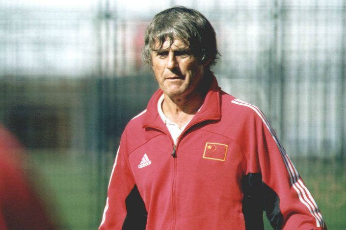 Milutinovic has taken five national teams to the World Cup — Mexico, Costa Rica, the United States, Nigeria, and China — as well as helping all of them except China into the finals. Photo: Visual China