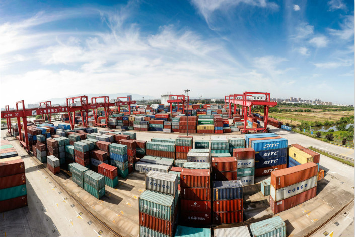 China's Exports Rise More Than Forecast
