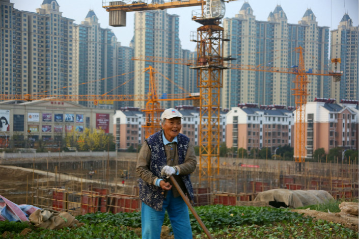 Recent comments by Land and Resources Minister Jiang Daming could show the government wants to increase land available for rental housing, which President Xi Jinping listed as a key policy preference during a key economic meeting in December. Photo: Visual China