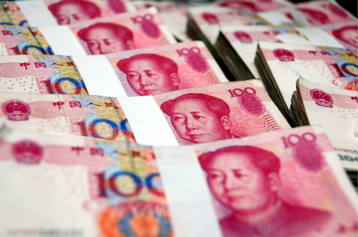 More European central banks have recently been taking steps to keep a portion of their foreign currency reserves in the yuan. Photo: Visual China