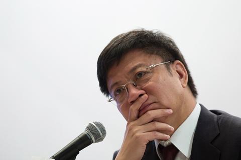 Sun Hongbin. Photo:VCG