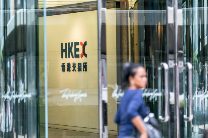 The Hong Kong stock exchange, which recently proposed new rules to allow unprofitable biotech companies to list there, has been wooing the large number of innovative biotech companies that have sprung up in China over the past two years. Photo: IC
