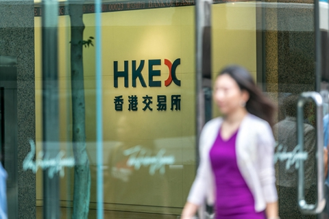 The Hong Kong stock exchange in April allowed pre-profit biotech firms to list. Photo: VCG