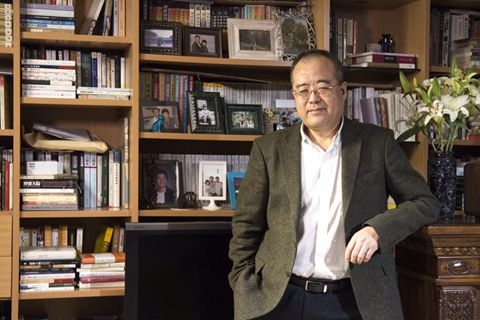 Liu Suli, founder of All Sages, one of the most popular independent bookstores in Beijing. Photo: Liu Suli