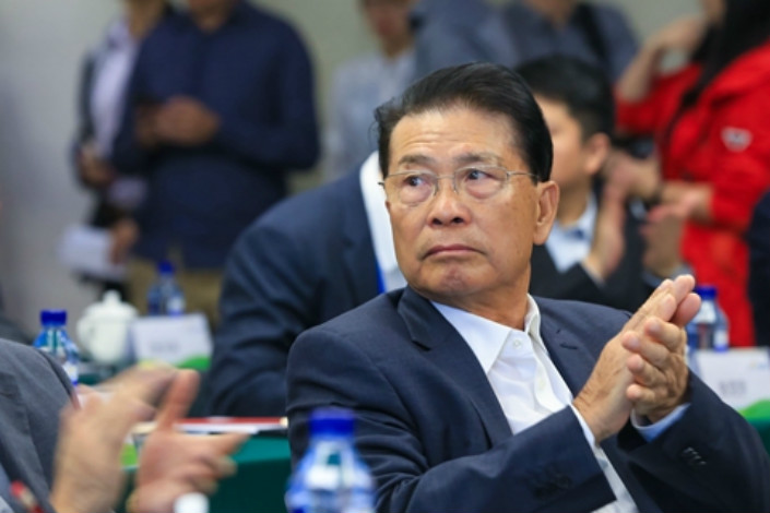 Midea Group founder He Xiangjian led the list of China 100 biggest philanthropists in 2017. The individuals on the list gave away 23.3 billion yuan ($3.7 billion) last year, a drop of over one-third year-on-year. Photo: VCG
