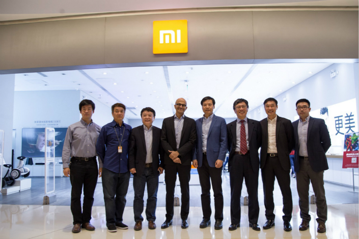 Xiaomi, Microsoft Boost Ties With New Alliance