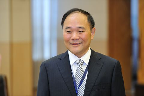 Geely Chairman Li Shufu. Photo: VCG