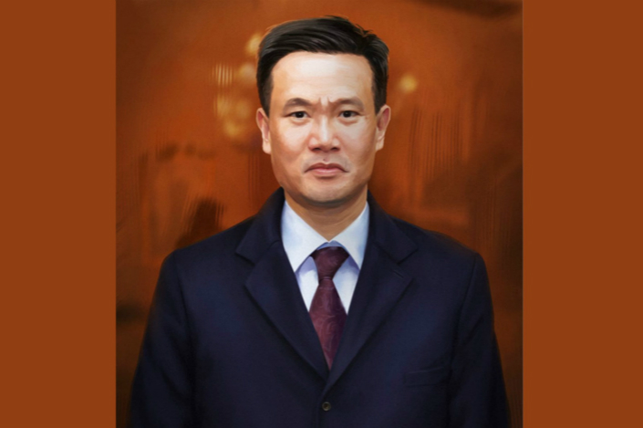CEFC China Energy founder Ye Jianming. Illustration: Caixin