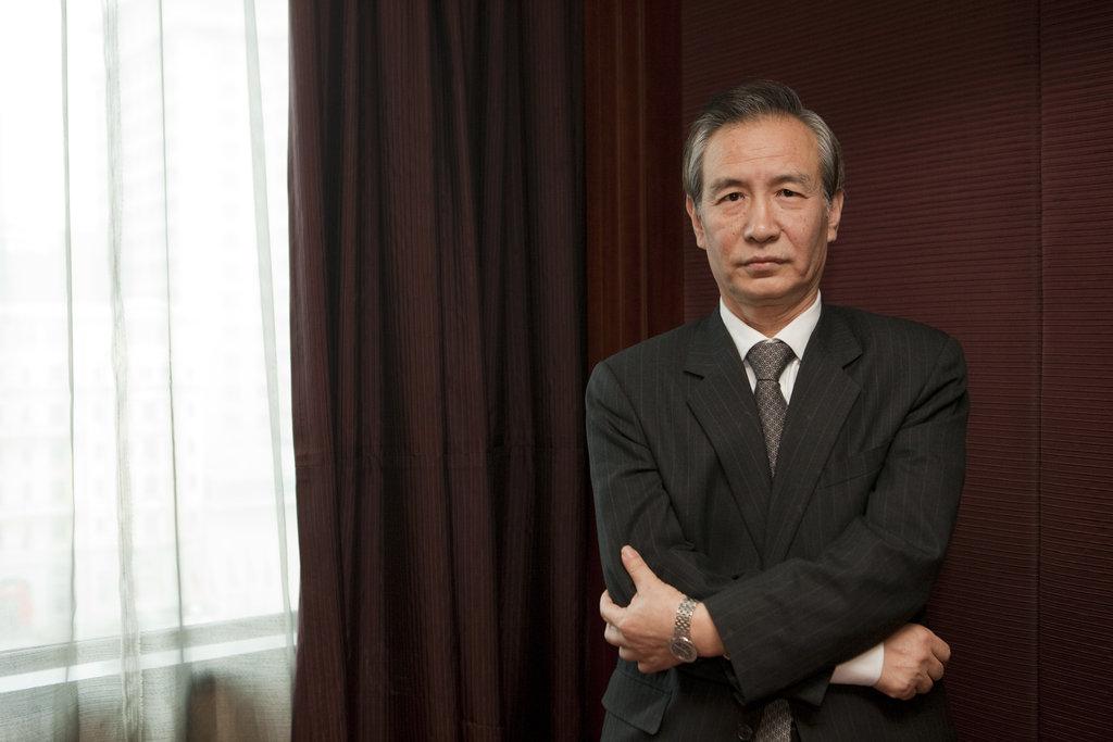 Liu He. Photo: VCG