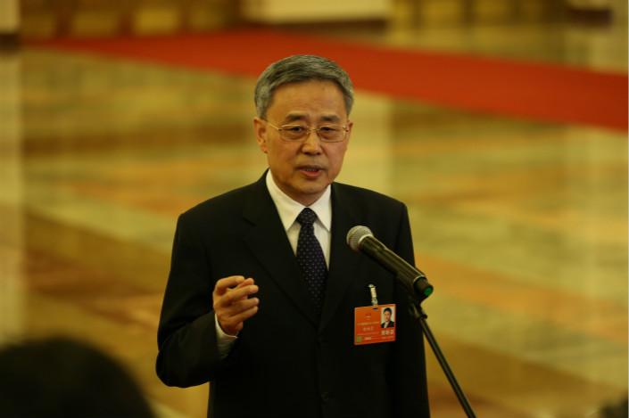 Guo Shuqing. Photo: VCG