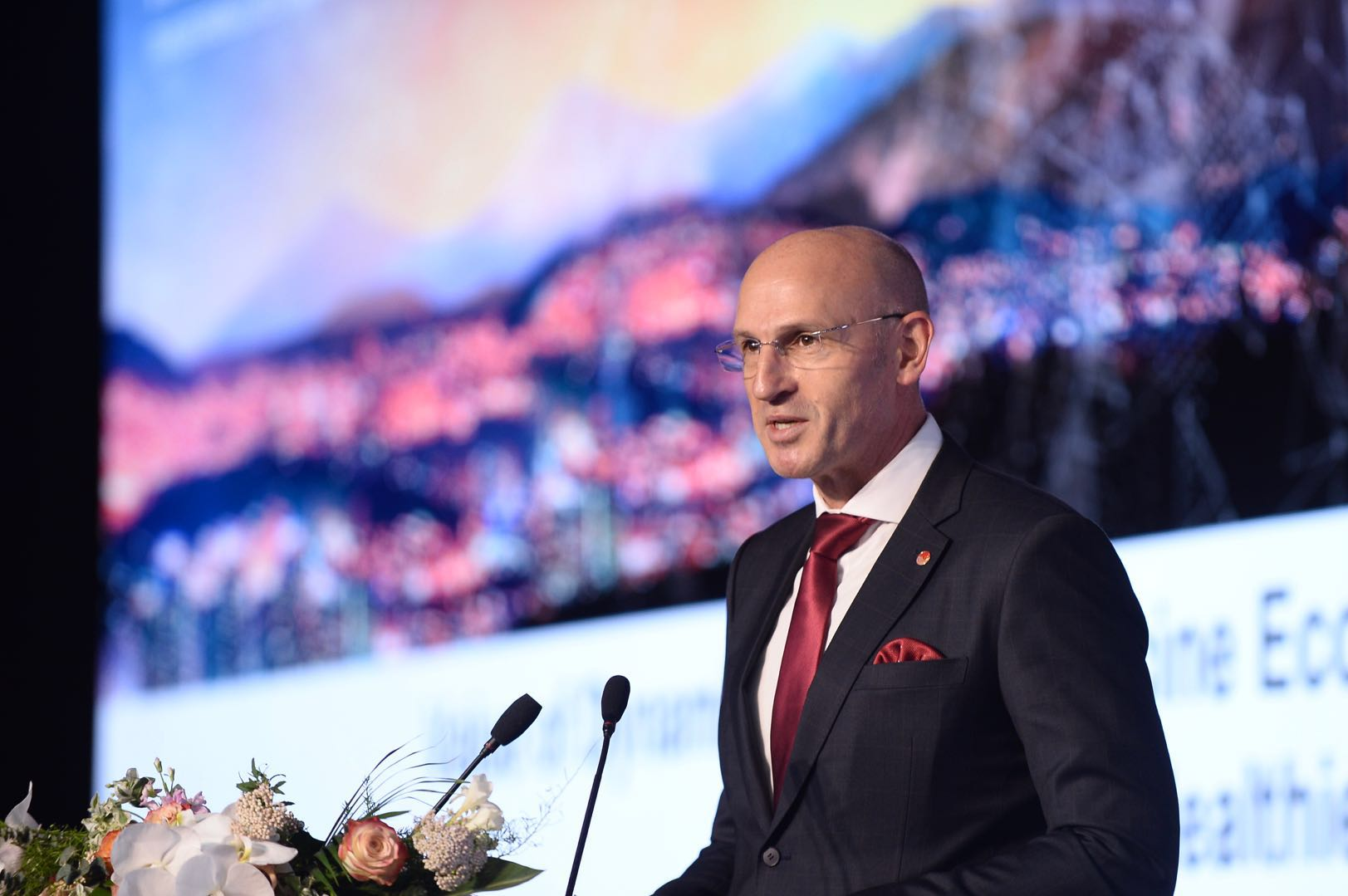 Tony Acciarito, President, Thermo Fisher Greater China