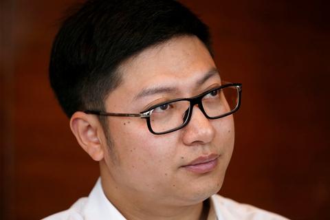 Canaan Creative Co. Ltd Chairman Kong Jianping. Photo: VCG