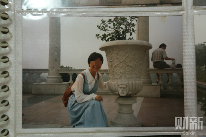 The friends and family of Gao Yan (pictured) have said she committed suicide in 1998 after being sexually assaulted by Peking University professor Shen Yang. Shen has denied that he had a sexual relationship with Gao. Photo: Provided by the Gao family