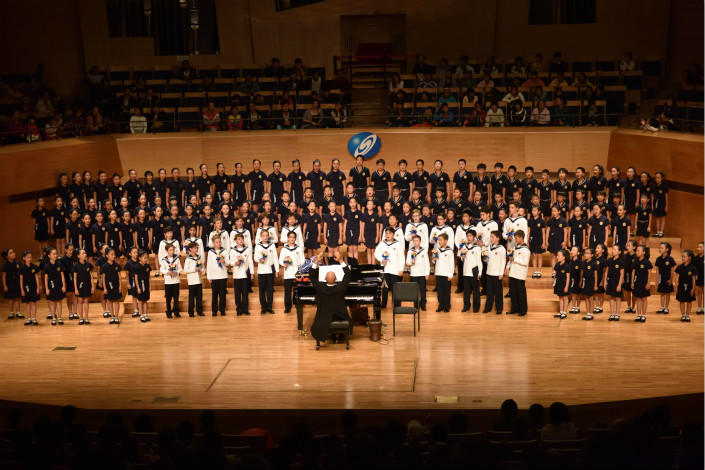 The Vienna Boys Choir performs in Shenyang, Northeast China's Liaoning province on May 11. Photo: VCG