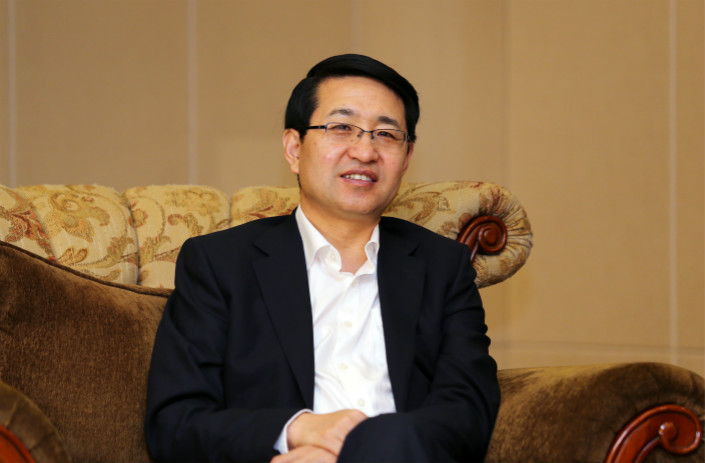 Former Unigroup Vice Chairman Yu Yingtao will take over as chairman of the company after Zhao Weiguo retires. Photo: IC